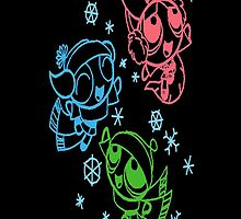 Power Puff Girls  by beccajk