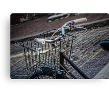 Basket Case Canvas Print