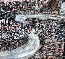 """Walk In The Park""  by Carter L. Shepard by echoesofheaven"