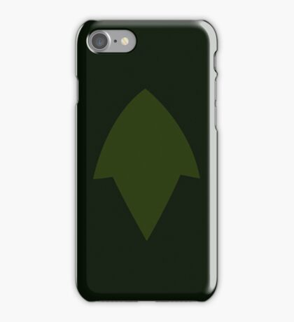 Artemis Crock  iPhone Case/Skin