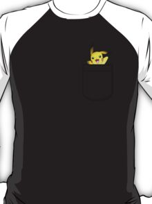 Pikachu Pocket T-Shirt