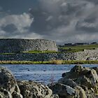 The Broch of Clickimin (1) by cullodenmist