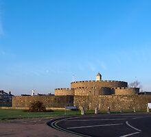 Deal Castle by Sue Robinson