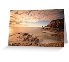North West Sutherland Seascape. Greeting Card