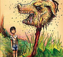 Simon and the Beast by JohnnyGolden