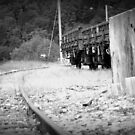 Goodbye Train by asyrafdamien