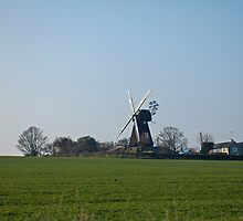 Kent Windmill by Sue Robinson
