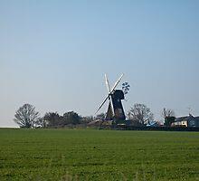 Kent Windmill by Sue Robinson