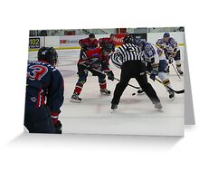 Jolly Hockey Sticks Greeting Card