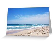 Perfect Wave 4 -  10 10 12 Greeting Card