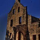 Ha Ha Tonka's Castle Ruins by Kristen O'Brian