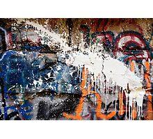 Graffiti-Salt Lake City, UT  Photographic Print
