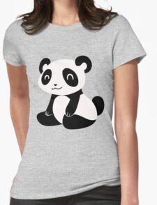 Happy Cartoon Panda T-Shirt
