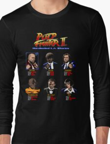 Pulp Fighter II Long Sleeve T-Shirt