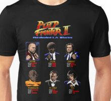 Pulp Fighter II Unisex T-Shirt