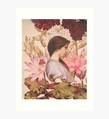 The Flower Dreams Art Print