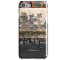 Bike Race iPhone Case/Skin