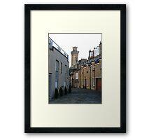 West End Wonder Framed Print