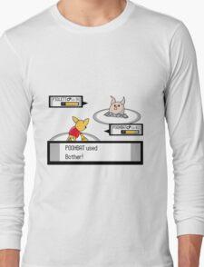 Poohkémon Long Sleeve T-Shirt