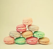 French Macarons by Cassia Beck