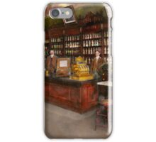 Apothecary - Cocke drugs apothecary 1895 iPhone Case/Skin