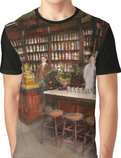 Apothecary - Cocke drugs apothecary 1895 Graphic T-Shirt