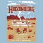 The Legend of Heisenberg by Filippo Morini