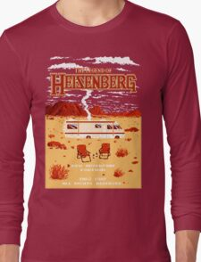 The Legend of Heisenberg Long Sleeve T-Shirt