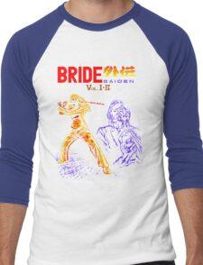 The Bride Gaiden Men's Baseball ¾ T-Shirt