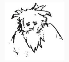 Gravity Rush - Gade lineart Baby Tee
