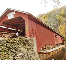 Bridge repairs by Penny Rinker