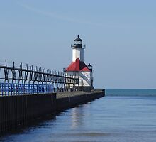 South Haven Pier by BiggerPicture
