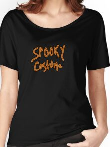 spooky Halloween costume   Women's Relaxed Fit T-Shirt