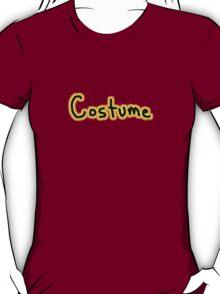 spooky Halloween costume   T-Shirt