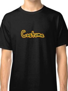 spooky Halloween costume   Classic T-Shirt