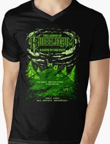 The Legend of Bubblegum Mens V-Neck T-Shirt