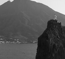 Isle of Stromboli by CAPhotography