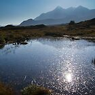 Sligachan Tarn by fg-ottico
