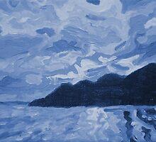 Blue Moon Island by Morgan Ralston