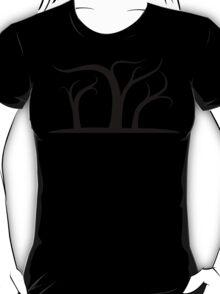 Halloween Town Trees T-Shirt