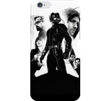 Ant-Man Sketch Poster iPhone Case/Skin