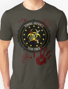 zombie defence Task Force T-Shirt