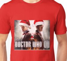 Doctor who Christmas style 50th anniversary  Unisex T-Shirt