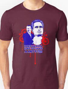 OBAMA VS MITT tee :D T-Shirt