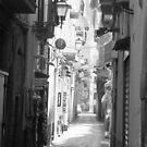 Sorrento street scene by Ivor