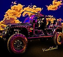 Jeep Surprise by ChasSinklier