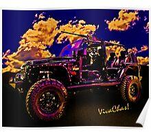 Jeep Surprise Poster