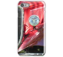 Red Roadster Red Roadster iPhone Case/Skin