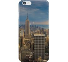 Midtown Manhattan Sunset iPhone Case/Skin