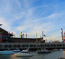 AT&T Park SF by tabusoro